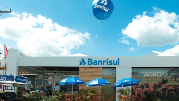 Expointer estande Banrisul
